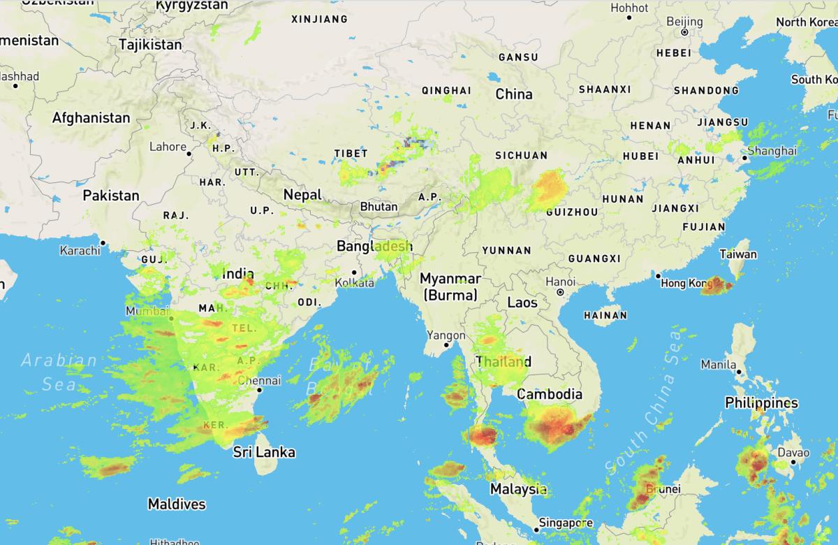 monsoon flooding 2020