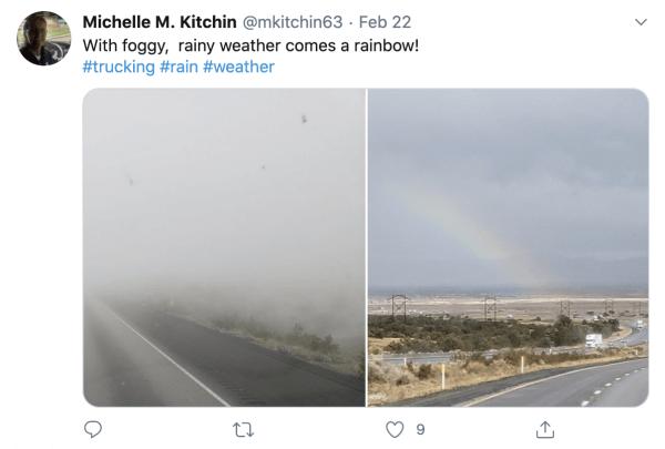 trucking weather