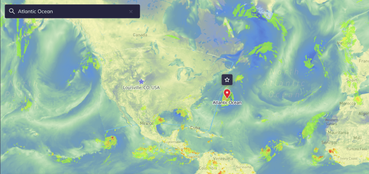 hurricane season 2020 climacell forecast