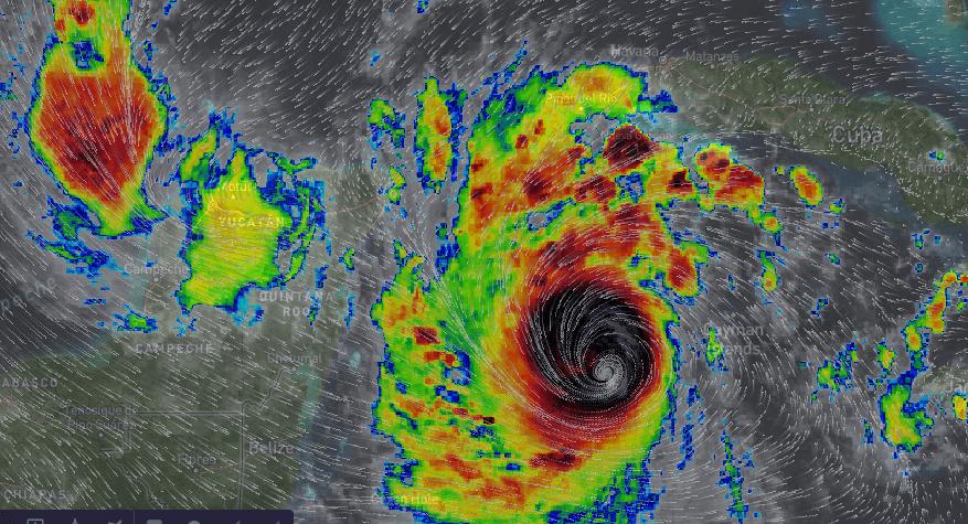 hurricane delta 2020
