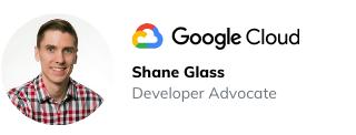 shane glass google cloud Tomorrow.io
