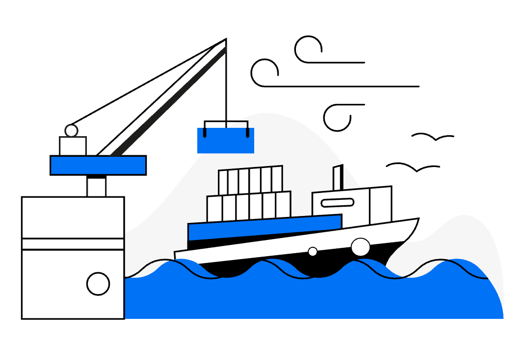 shipping supply chain