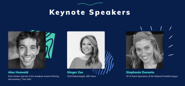 climacon 2021 speakers