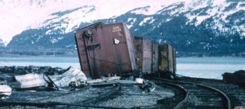 ! rail Track Damage